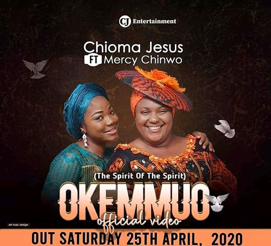 Chioma Jesus ft. Mercy Chinwo – Okemmuo [Video]