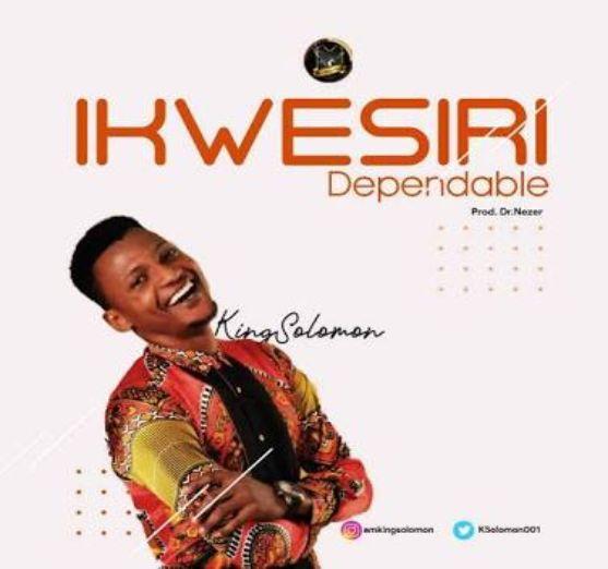 DOWNLOAD: King Solomon – Ikwesiri [MP3+Video]