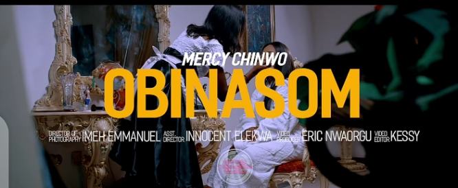 Mercy Chinwo – Obinasom [Video]