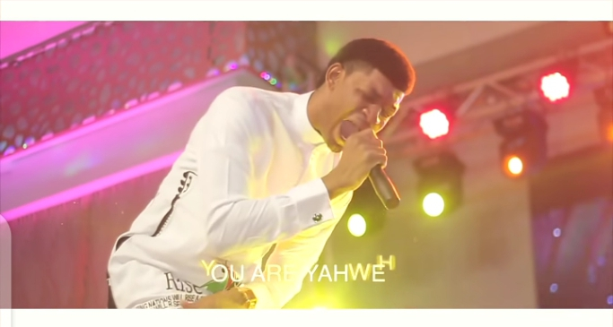 Steve Crown – You are yahweh [Video]