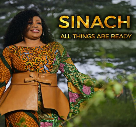 Sinach – All Things Are Ready [Music]