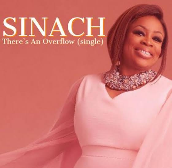 Sinach – There's an overflow [video]
