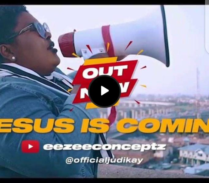 DOWNLOAD: Judikay – Jesus Is Coming [Music + Video]