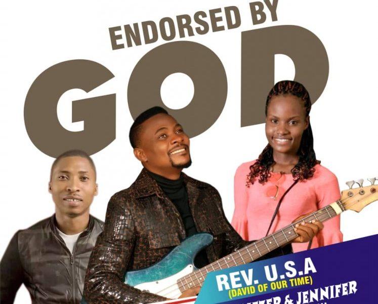 DOWNLOAD: Rev.U.S.A – Endorsed By God ft. DrNezer And Jennifer [Music + Video]
