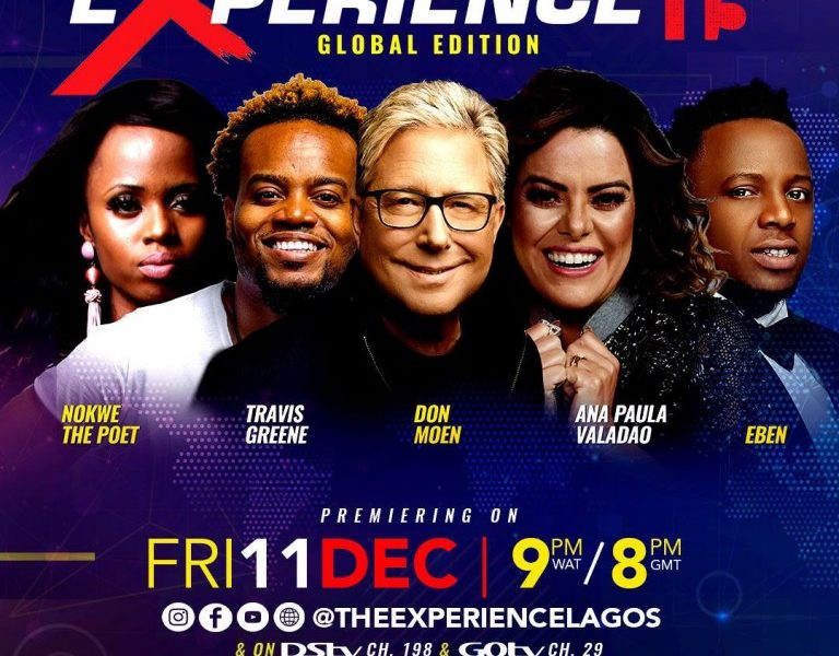 The Experience 2020 Live [Video]
