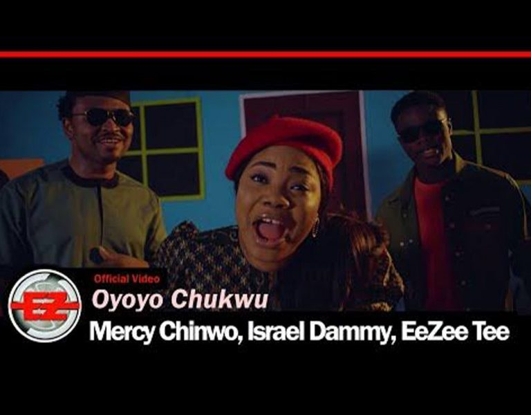 DOWNLOAD: Oyoyo Chukwu – Israel Dammy + Mercy Chinwo + Eezee Tee [Music + Video]