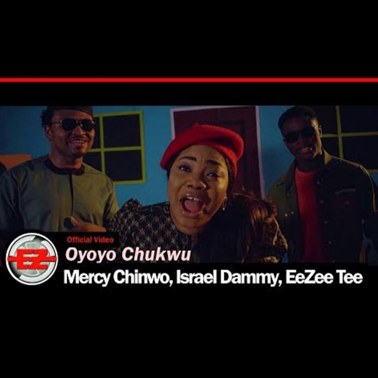 DOWNLOAD: Oyoyo Chukwu – Israel Dammy + Mercy Chinwo + Eezee Tee [Music + Video]