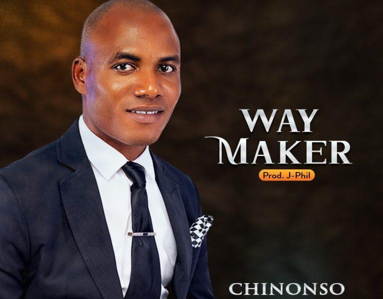 DOWNLOAD: Way Maker – Chinonso Emmanuel [Mp3+Lyrics]